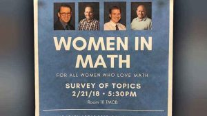 BYU Women in Math Flyer